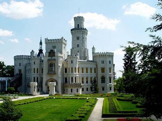 Třídenní romantický pobyt v luxusním hotelu nedaleko zámku Hluboká