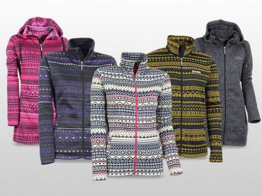 Více jak 100 typů svetrů