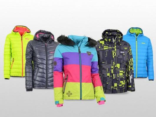 Vysoce kvalitní zimní bundy do každého počasí!