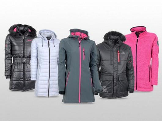 Skvěle padnoucí zimní kabáty!