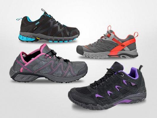 Kvalitní trekingové boty pro vaše pohodlí!