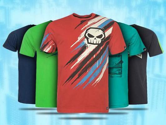 Moderní pánská trička výhodně - již od 110 Kč!