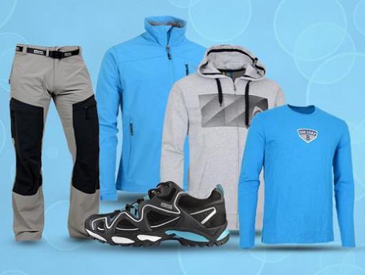 Kvalitní outdoorové oblečení pro vaše pohodlí!