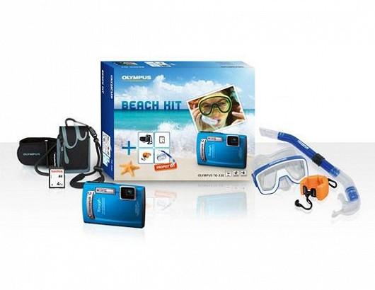 Vyrážíte letos k moři a chcete mít s sebou zabalený víceúčelový fotoaparát?