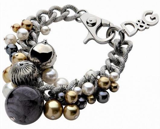 Dolce & Gabbana náramek perličky