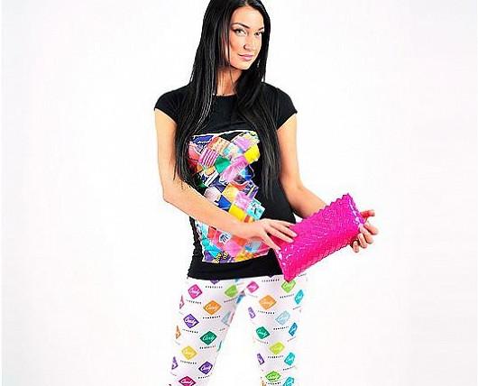 Ručně vyráběné kabelky Candy Handbags