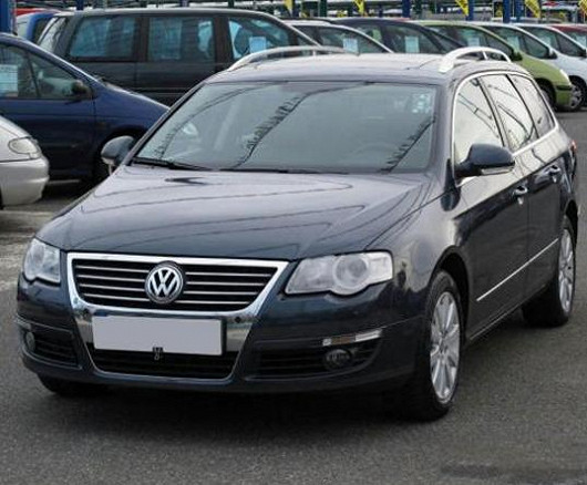 Spolehlivý a elegantní VWPassat 2.0 TDI kombi, z roku 2006, se servisní knížkou, najeto pouze 92918 km