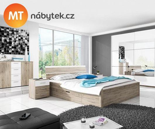 Všechno, co chcete od své ložnice. Atmosféra, pohodlí, prostor a navíc senzační cena
