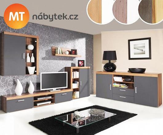 Moderní obývák je dostupný pro každého. S cenou hluboko pod 8 tisíc korun