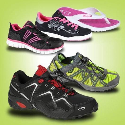 Sportovní a letní obuv již od 249 korun