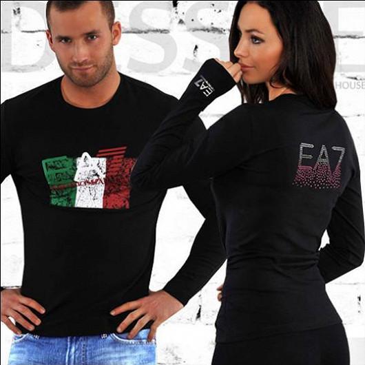 Značkové oblečení EA7 Emporio Armani: Módní kousky, které budou trendy určitě i za rok!
