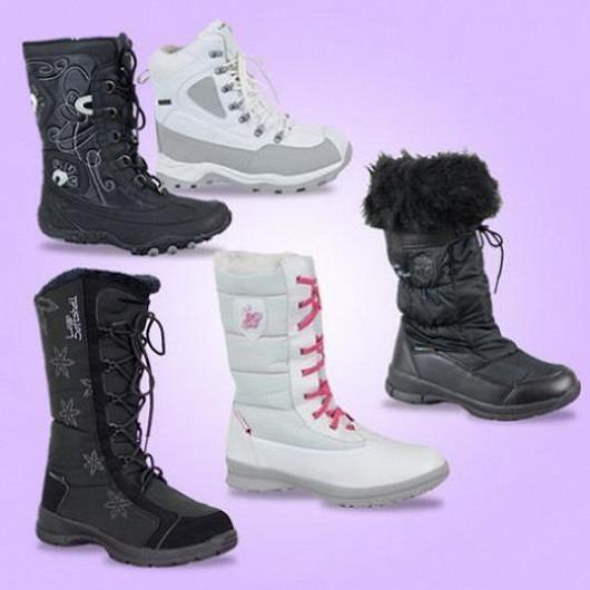 Zimní boty již od 799,-