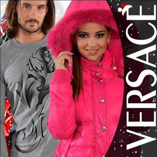 Párty luxus od Versace Jeans