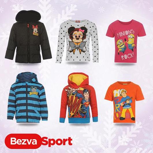 Dětské oblečení na zimní sezónu