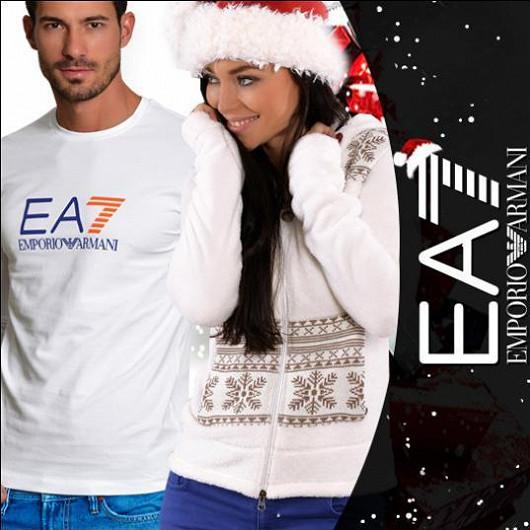 Sportovní elegance s EA7 Emporio Armani