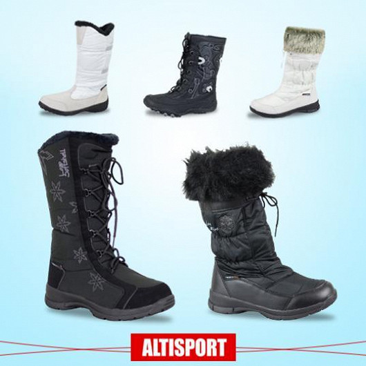 Zimní boty již od 899 Kč