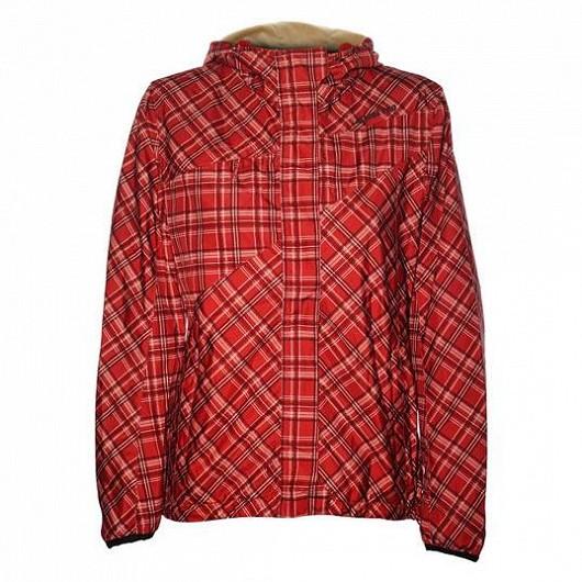 Každý den nové zboží. Zvýrazněte se barvami. Dámská červená károvaná bunda Alpine Pro za 999 Kč. Sleva 51%!