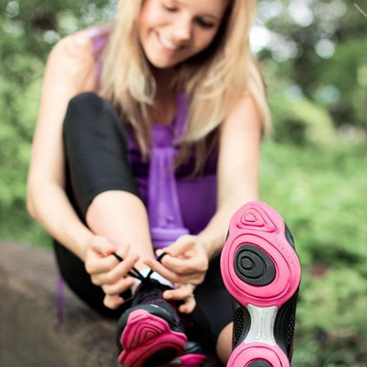 Musela jste nějak omezit cvičení?