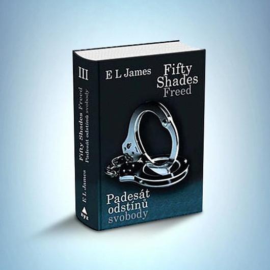 Fifty Shades - Padesát odstínů svodoby (E. L. James)
