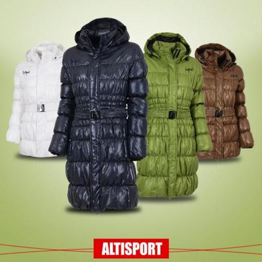 Do velkých mrazů s kvalitní zimní bundou