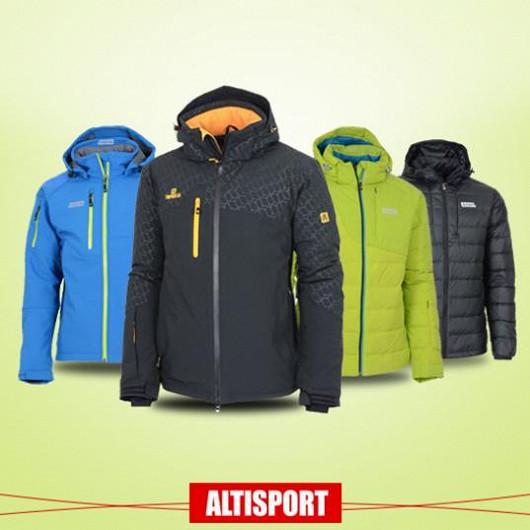 Hledáte vhodnou bundu pro outdoorové aktivity nebo sport?