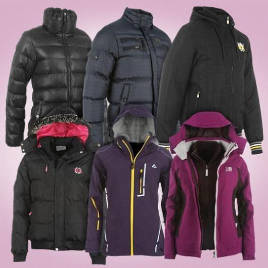 Zimní bundy mnoha typů jsou připraveny vás zahřát po celé zimní období. Vybavte se na zimu