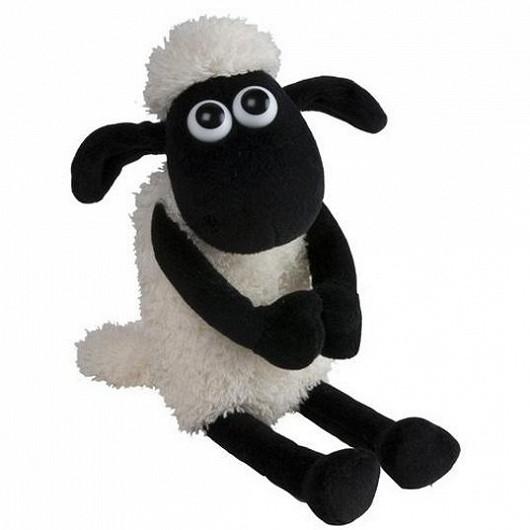 Slavná plyšová ovečka pro potěšení Vašich bližních za skvělou cenu 100 Kč!