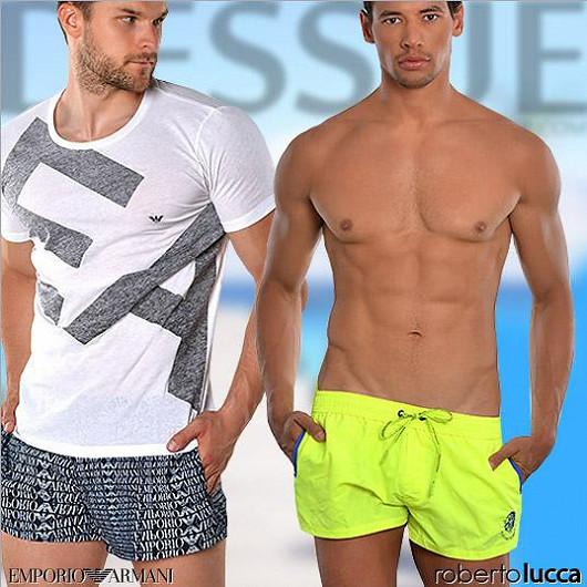 Pánské značkové plavky - tak ty určitě patří do vašeho šatníku!