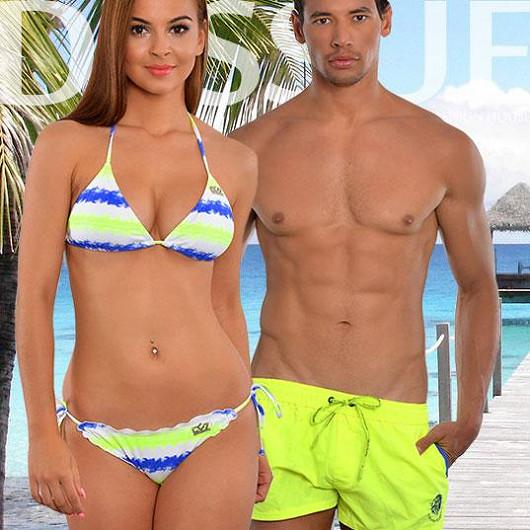 Na nové značkové plavky nebo plážovou módu je ten správný čas!