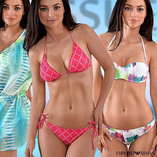 Značkové plavky a beachwear v dokonalých střizích od módních bohů...