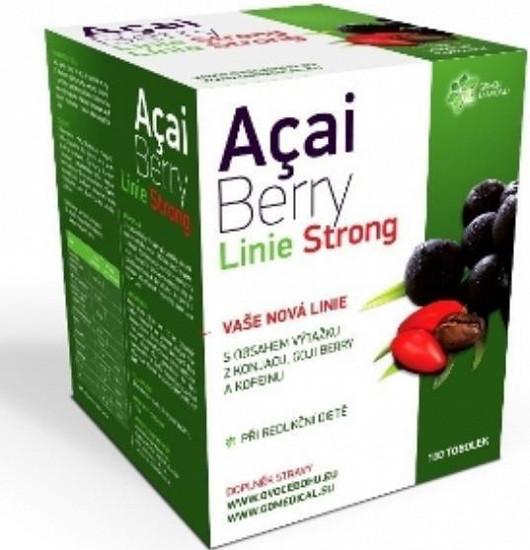 Novinka Acai Berry Linie Strong na hubnutí