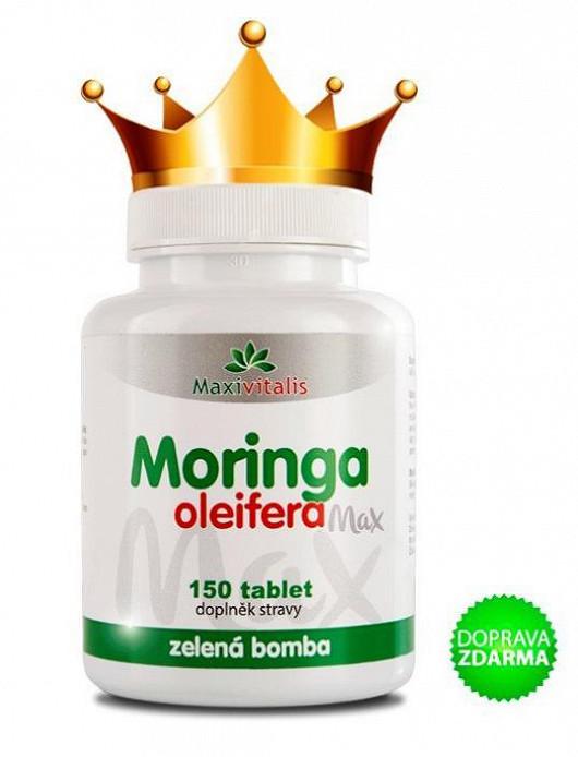 Moringa - zelená královna mezi superfoods!