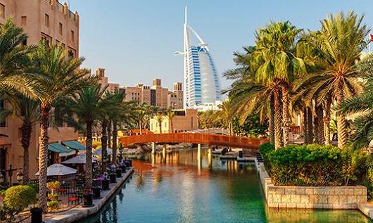Podmanivé Spojené arabské emiráty