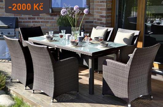 Snídaně na terase už nemusí být jen snem. Dopřejte si venkovní stolování za jedinečnou cenu!