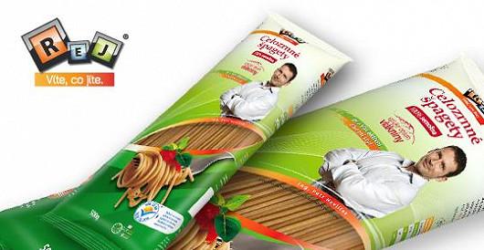 Jezte přílohy - celozrnné semolinové těstoviny jsou důležitým zdrojem sacharidů
