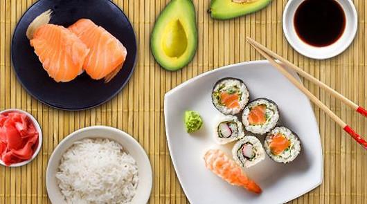 Čerstvé sushi za skvělé ceny
