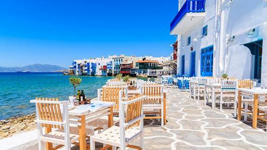 Oblíbené Řecko