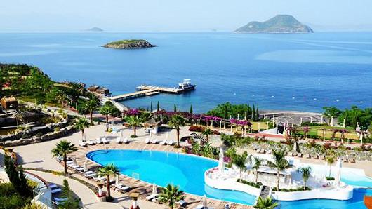 Luxus v Turecku