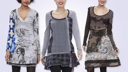 Nevzdávejte se nošení šatů ani v zimě!