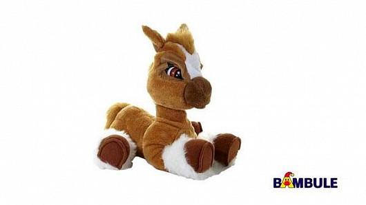 Interaktivní poník Kopýtko má vlastnosti skutečného poníka!