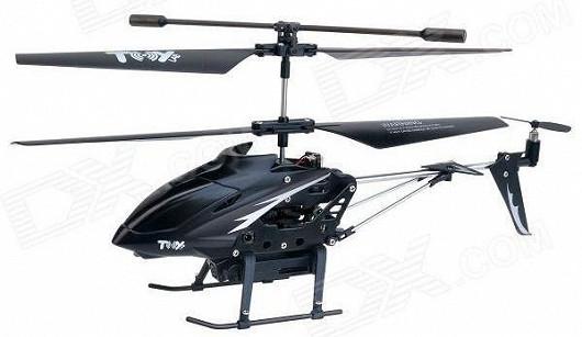 Špionážní helikoptéra s kamerou za akční cenu 999 Kč! Pořiďte si video z vašeho letu!
