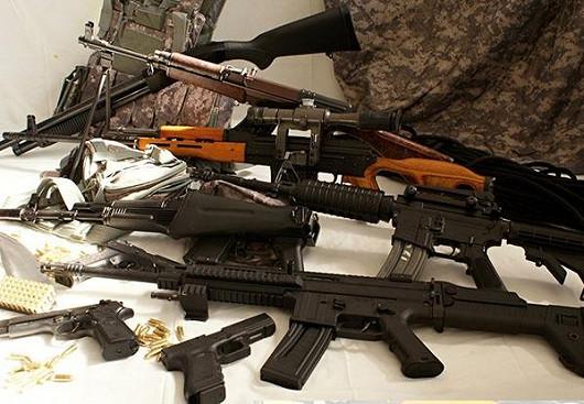 Střelba z 9 zbraní dle vlastního výběru 90 ostrými náboji bez nutnosti vlastnit zbrojní průkaz