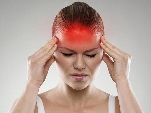 Dlouhodobá únava a bolesti hlavy