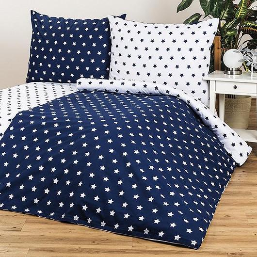 Hvězdné povlečení pro pohodlný spánek