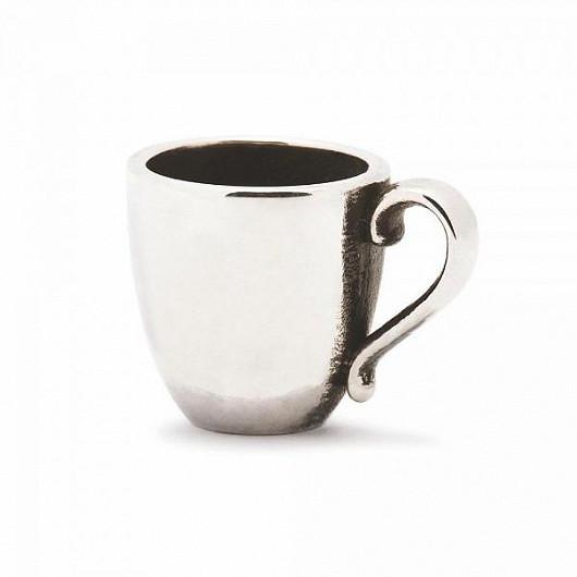 Stříbrný přívěsek kávový hrneček