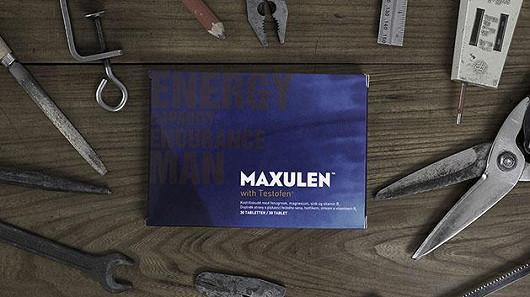Vědecké studie provedené na složení doplňku stravy Maxulen