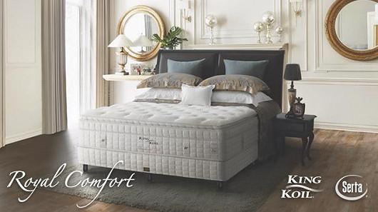 Nejdůležitější částí celé postele je samozřejmě kvalitní a pohodlná matrace
