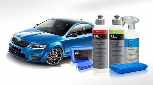 Kvalitní autokosmetika zajistí nano ochranu