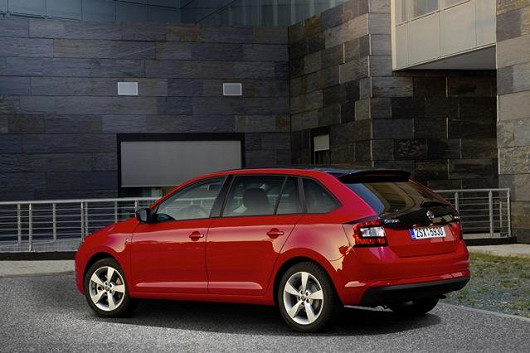 Široká nabíka motorů, a maximální úspora varianty GreenLine se spotřebou 3,8 l / 100 km