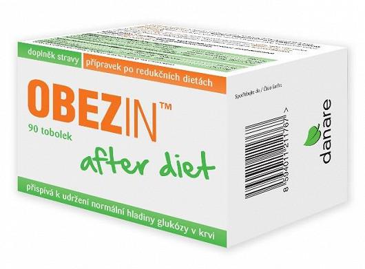 EXKLUZIVNĚ na Super.cz: Obezin After diet za 398 Kč!